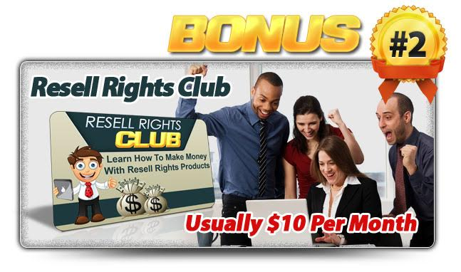 Resell Rights Club